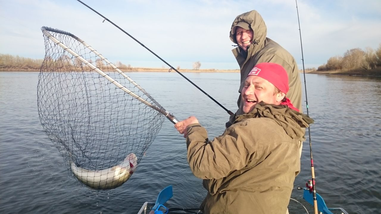 в чем прелесть рыбалки