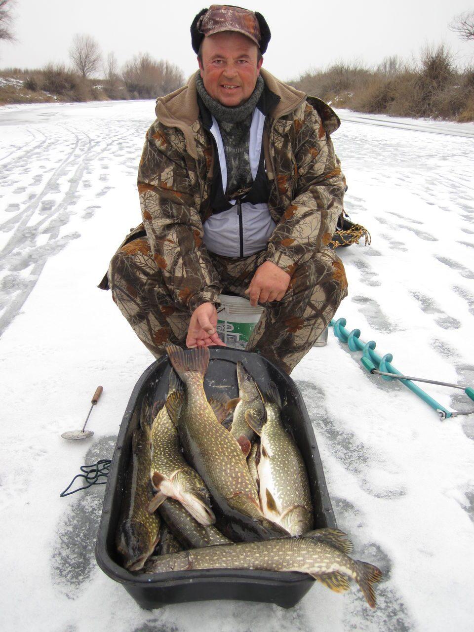 рыбалка в волжском в марте
