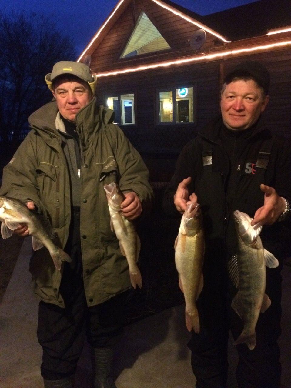 рыбалка в чермозе