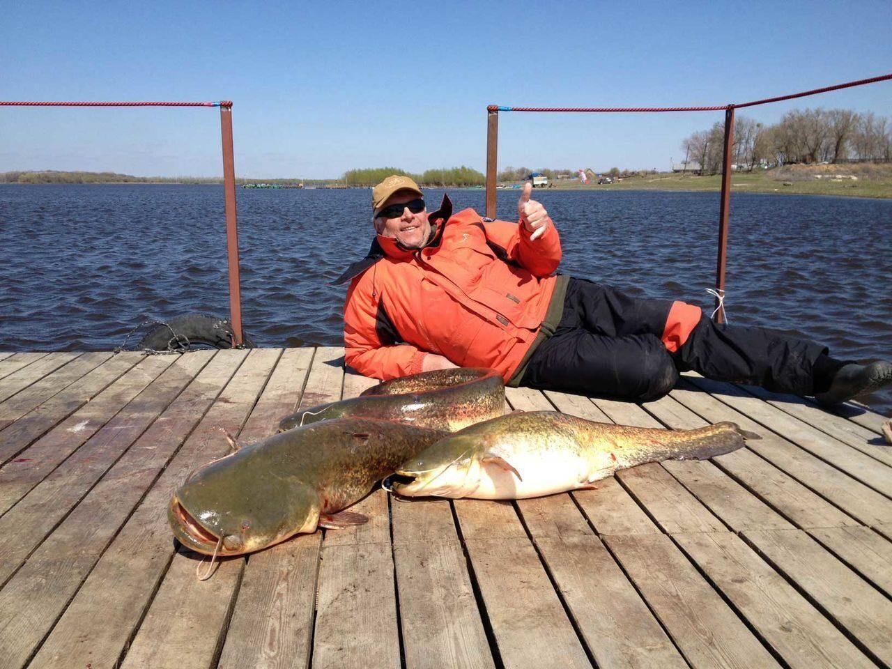 ловля рыбы в марте-апреле