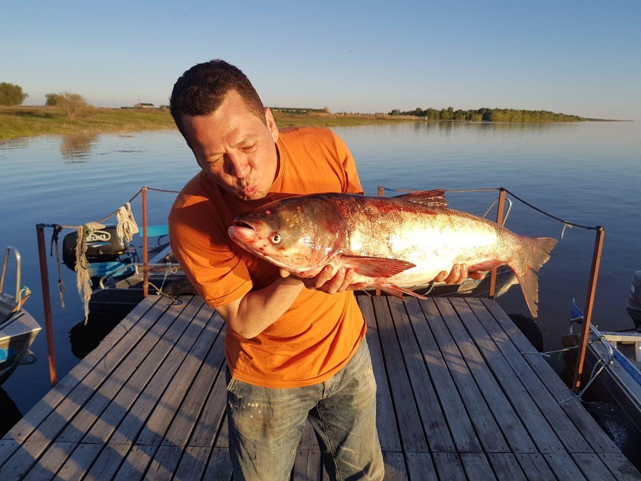 рыбалка на волге цены и расположение