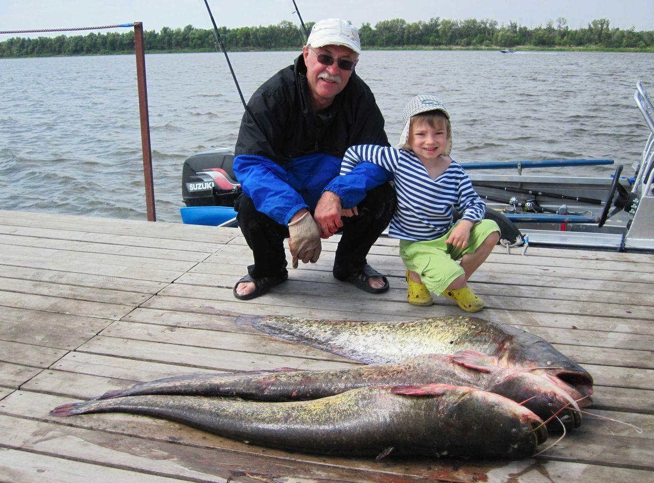рыбалка в июле месяце