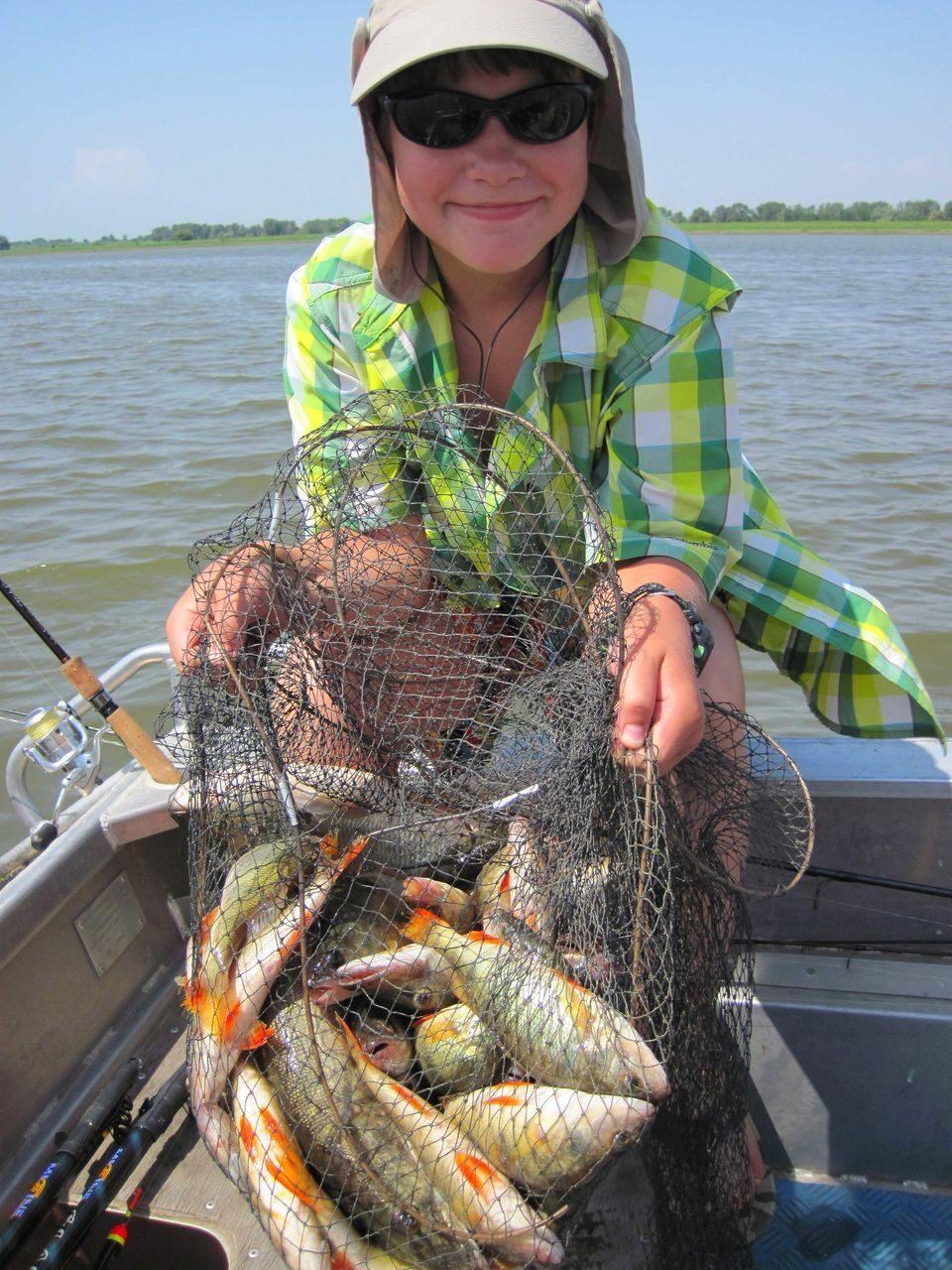 рыбалка на волге отчет с фото