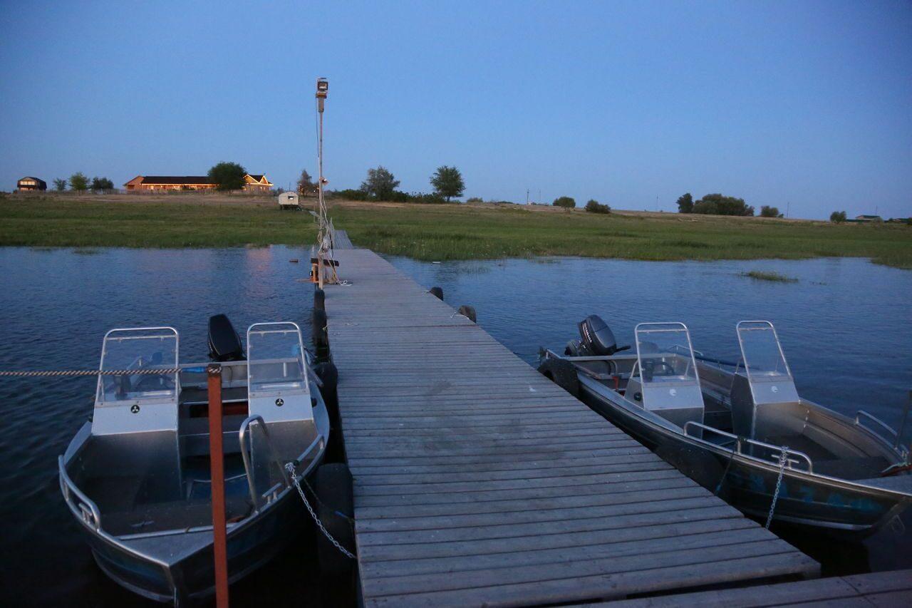 Рыболовные базы в селитренном причал рыбака