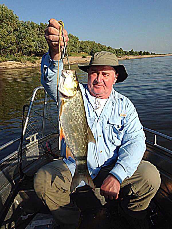 Отпраздновать юбилей на рыбалке